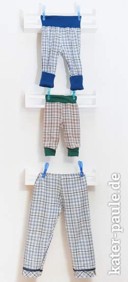 Upcycling Schlafanzughosen für die Jungs :-)