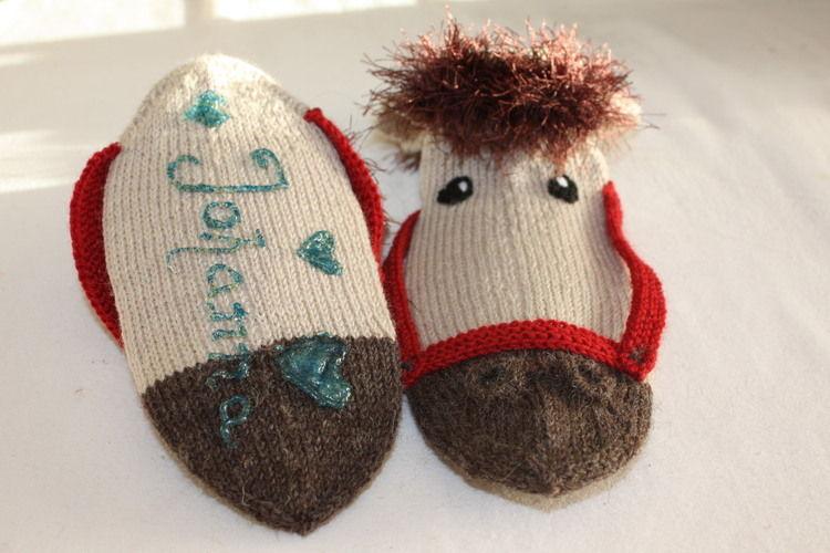 Makerist - Für eine kleine Pferdefreundin - Strickprojekte - 1