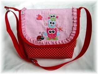 Makerist - Kindergartentasche aus Canvasstoff und Wachsstuch - 1
