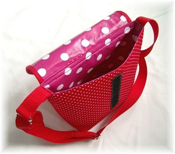 Makerist - Kindergartentasche aus Canvasstoff und Wachsstuch - Textilgestaltung - 2