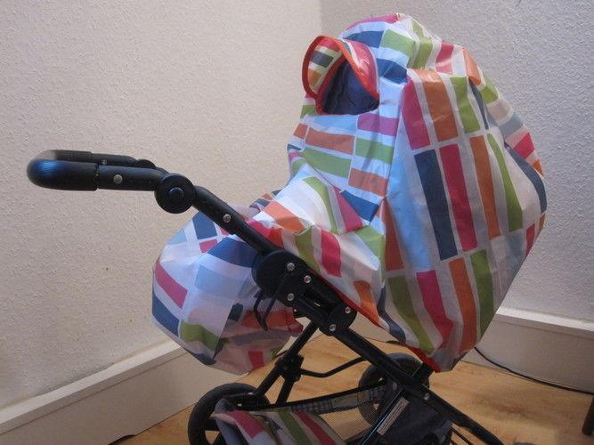 Makerist - Puppenwagen-Regenfolie - Nähprojekte - 2