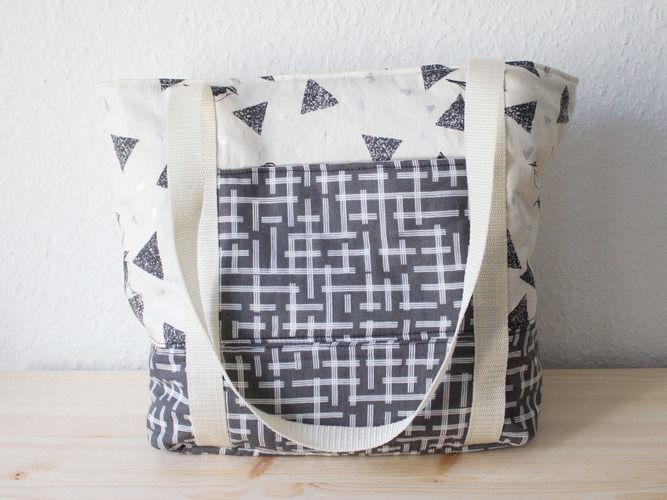 Makerist - Meine neue Lieblings-Handtasche - Nähprojekte - 1