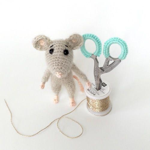 Makerist - Kleine Maus ganz groß - Häkelprojekte - 1