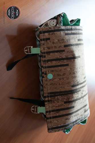 Makerist - Alleskönner Tasche von shesmile - Nähprojekte - 1