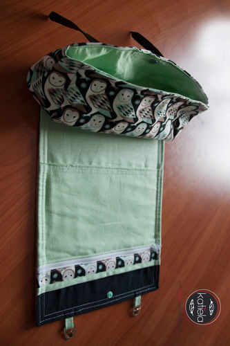 Makerist - Alleskönner Tasche von shesmile - Nähprojekte - 2