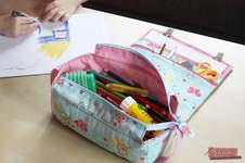Makerist - Kreativ3 Utensilo-Tasche - 1