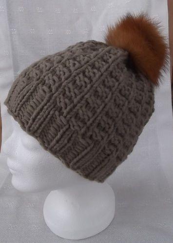 Makerist - gestrickt aus Lanartus Fine Merino Hat - Strickprojekte - 1
