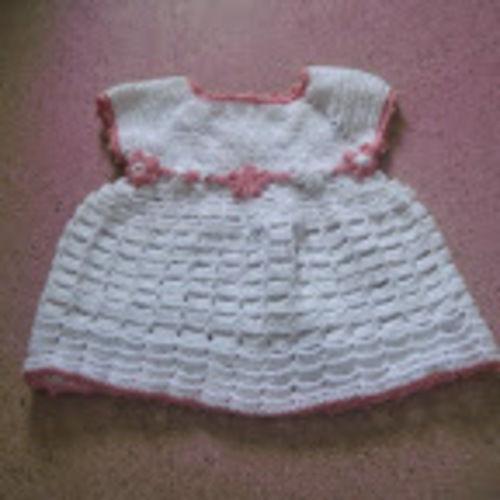 Makerist - robe au crochet  - Créations de crochet - 1