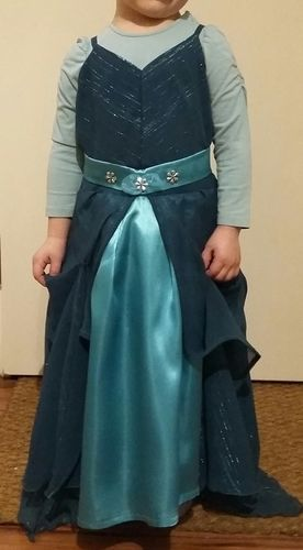 Makerist - Upcycling Prinzessinnenkleid - Nähprojekte - 1