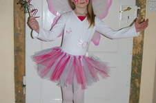 """Makerist - Kostüm """"Schmetterlingsfee"""" auf Wunsch der """"großen"""" Tochter - 1"""