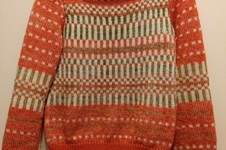 Makerist - Musterpullover    Wolle: Lace Lux - 1
