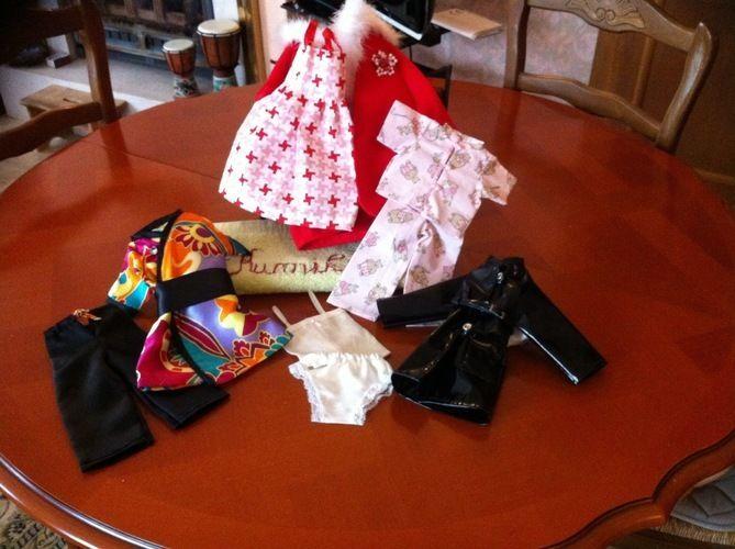 Makerist - Garde robe pour kumiko - Créations de couture - 1