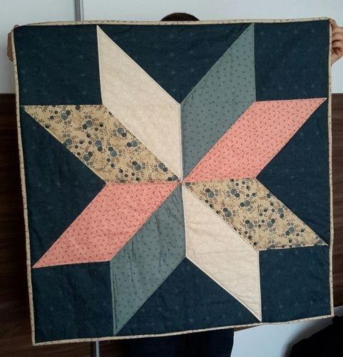 Makerist - Anfänger Quilt - Patchwork-Projekte - 1