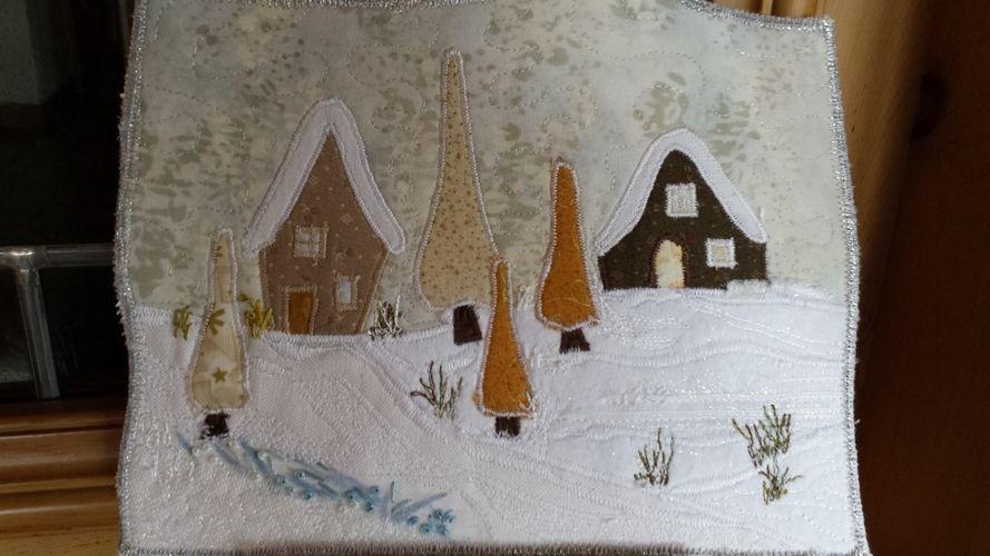 Makerist - Winter - Patchwork-Projekte - 1