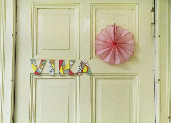 Makerist - Acrylfarben // Holzbuchstaben - DIY-Projekte - 2