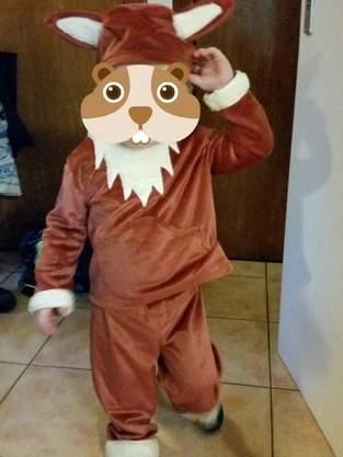 Makerist - Fuchskostüm nach Videokurs Tierkostüme für Kinder  - 1