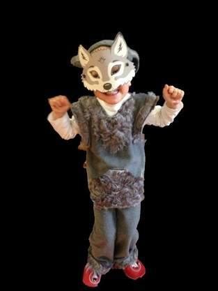 Makerist - Wolf Kostüm - 1