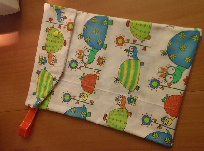 Makerist - Kleiderbeutel für die Kita - Nähprojekte - 1