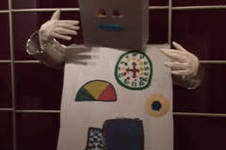 Makerist - OldSchool Roboter Kostüm - 1