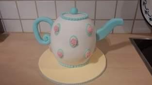 Makerist - It's teatime - 1
