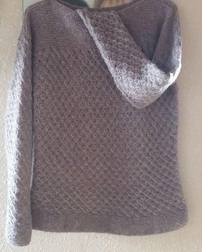 Makerist - Pullover Wollmix  - Strickprojekte - 1