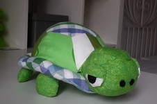 Makerist - schläfrige Schildkröte - 1