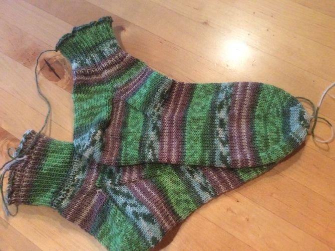 Makerist - Ran an die Socke 😃  - Strickprojekte - 1