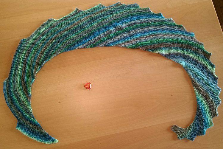 Makerist - Drachenscheanz - Strickprojekte - 3
