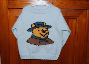Makerist - pull winnie l'ourson - 1