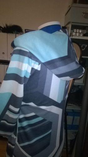 Makerist - Robe capuche pour moi - Créations de couture - 2