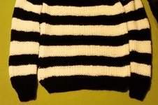 Makerist - Pullover im Halbpatent  - 1