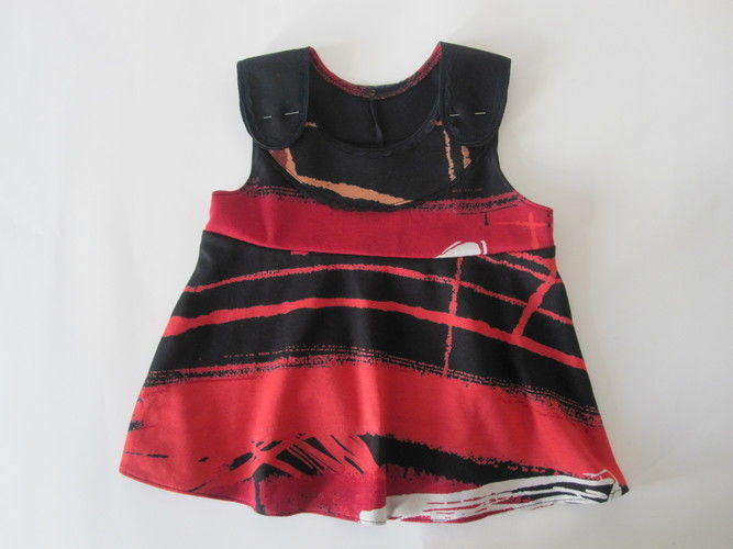 Makerist - ein Trägerkleid für die Kita - Nähprojekte - 1