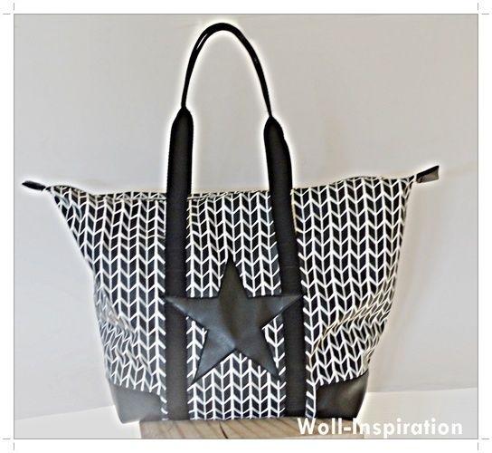 Makerist - Meine neue Stricktasche - Nähprojekte - 1