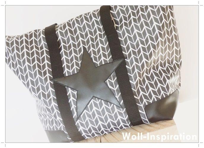 Makerist - Meine neue Stricktasche - Nähprojekte - 3