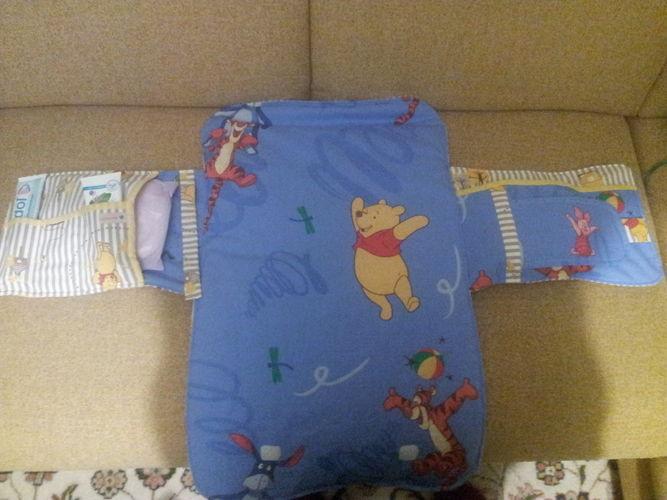 Makerist - Wickeltasche, aus Baumwollstoffen, für den Familienzuwachs - Nähprojekte - 2