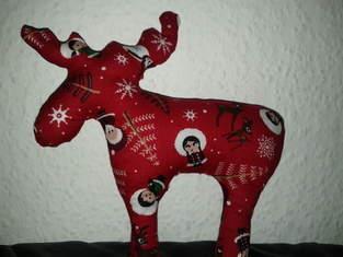 Weihnachts Elch