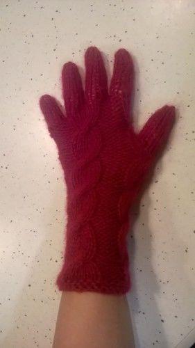 Makerist - gants - Créations de tricot - 2