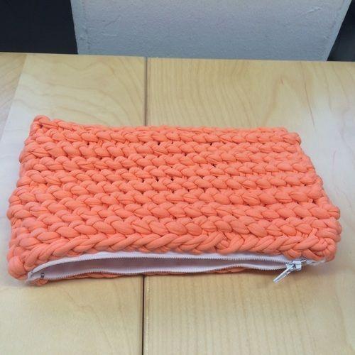 Makerist - Clutch bag für mein Schwester als 30 Geburtstagsgeschenk - Strickprojekte - 1