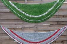 Makerist - Floretta Shawl - 1