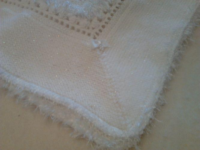 Makerist - Couverture de Baptême  - Créations de crochet - 2