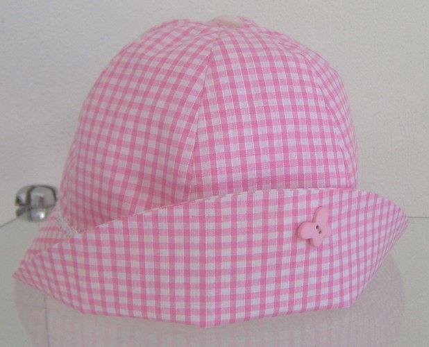 Makerist - Chapeau pour fillette - Créations de couture - 2