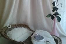 Makerist - Habillage de Couffin pour poupée - 1
