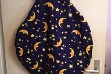Makerist - Babyschlafsack für kleini mit kuschelhasi  - 1