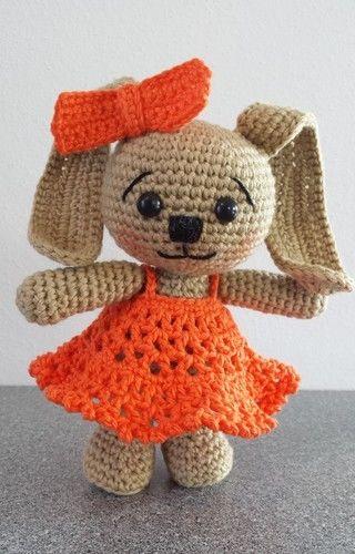 Makerist - Hasenmädchen - Häkelprojekte - 1