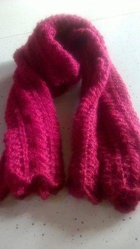 Makerist - Echarpe - Créations de tricot - 1