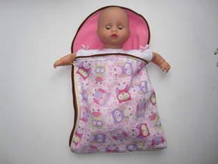 Makerist - das ist MEIN Puppenschlafsack - 1