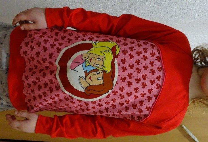 Makerist - Bibi-und-Tina Shirts - Nähprojekte - 1