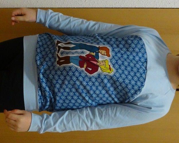 Makerist - Bibi-und-Tina Shirts - Nähprojekte - 2