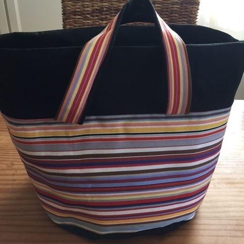 Makerist - un petit panier pour mon lunch - Créations de couture - 1