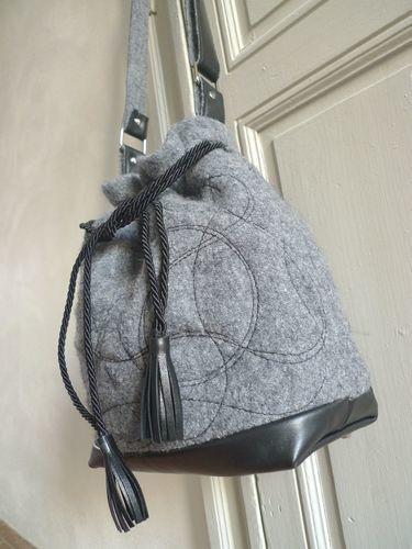 Makerist - Sac Calypso de la marque Sacôtin - Créations de couture - 3